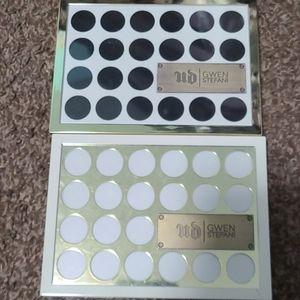 Both Urban Decay Gwen Stefani eye&blush palette